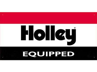 Advertising Display Banner for HOLLEY equipped Sales Service Parts