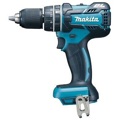 Makita DHP480Z 18V Li-Ion Cordless Brushless Hammer Driver Drill  FREE DELIVERY