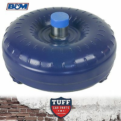 B&M Tork Master 2000 RPM Hi Stall Torque Converter for GM TH400 T400 Auto New