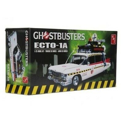 Ghostbusters Ecto-1A 1/25th Plast kit - AMT750M/12 AMT