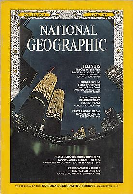 National Geographic Vol. 131 No. 6 June 1967