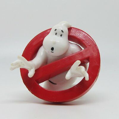 Ghostbusters Ghost White& Red No Logo Comansi Collection Figure Toys