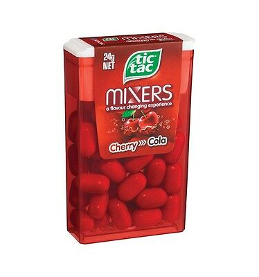 Tic Tac Mixer Cherry Cola 24g x 24