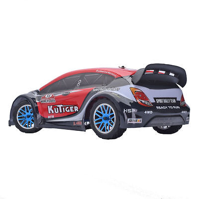 Nitro HSP 94177 Off-road Sport Rally Racing 1:10 Scale 4WD RC Car KUTIGER