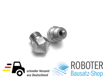 Micro Swiss 0.2 mm Düse für MK10 All Metal Hot End Kit RepRap 3D-Drucker