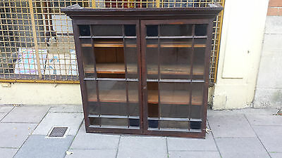 Antique French Bookcase Top half.