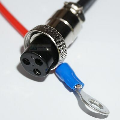 ProRider Electric Golf Trolley Battery Lead 3 Pin