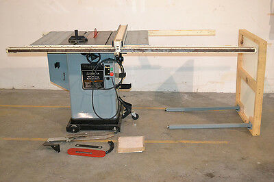 "Delta 36-750 10"" Tilting Arbor Table Saw, 2HP, Single Phase"