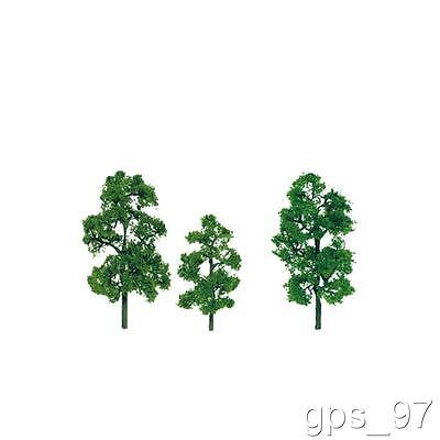 "Z - JTT TR-2029 Scenic Sycamore Trees 1"" - 2"" tall (Pack of 6 Pieces) - NIB"