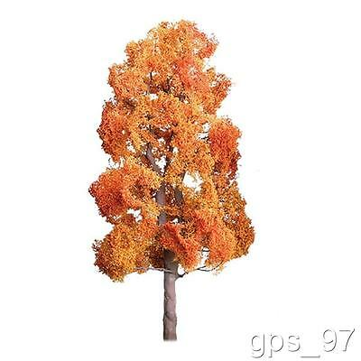 "Z - JTT TR-1175 Scenic Late Fall Sycamore Trees 3/4"" tall (Pack of 6 Pcs.) - NIB"