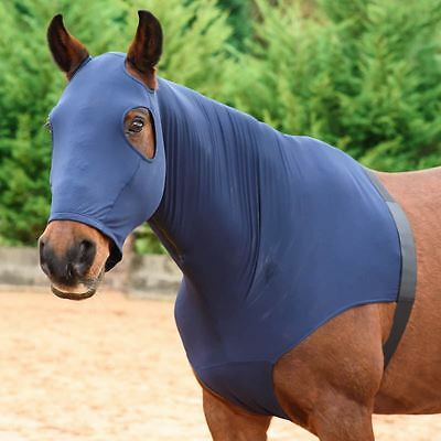 Best On Horse Protective Comfortable Equestrian Zip up Quality Lycra Hood