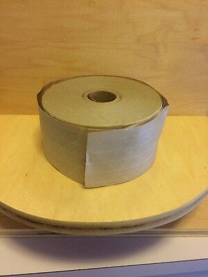 """Central Water Activated Sealing Paper Packaging Tape      1 Roll 3"""" x 550'"""
