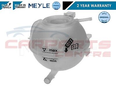 For Seat Skoda Vw New Coolant Expansion Bottle Reservoir Tank Meyle Germany