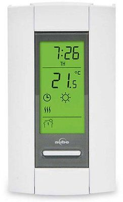 Honeywell Aube TH115-A-240D-B PROGRAMMABLE ELECTRONIC THERMOSTAT TH110-SP