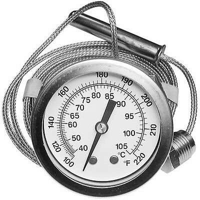 Hobart - 437041-3 - 100° - 220° Dishwasher Thermometer