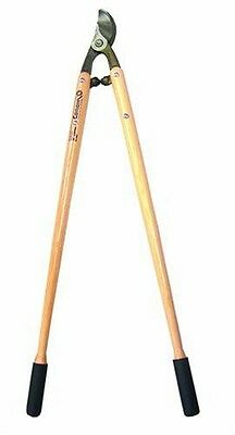 "Corona WL 6381 Forged Bypass Lopper, Hickory Handles, 1-1/2"" Cut, 30"" Length"