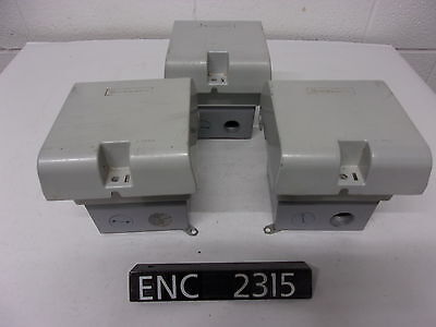 Intermatic LR88576 Steel Electrical Outlet Enclosure Lot of 3 (ENC2315)