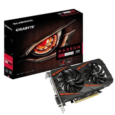 Gigabyte Radeon RX 460 WindForce OC 4GB 1080 HD Gaming Graphics Card