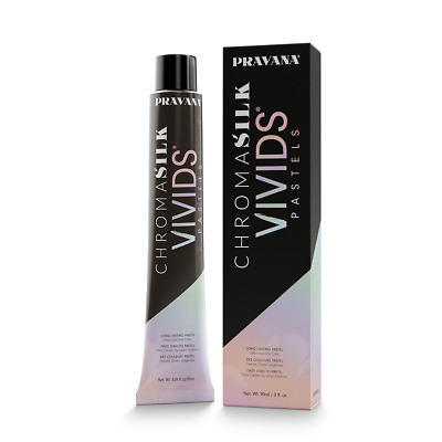Pravana ChromoSilk Vivids Pastels Hair Colour Dye - Stains
