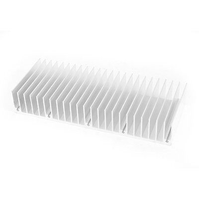Aluminum Heatsink Cooling Fin 150mmx60mmx25mm for Power Amplifier LW