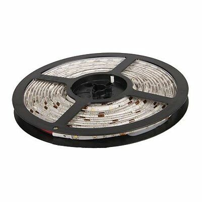 5M 3528 SMD 300 LED Strip White Waterproof Strip for Decoration LW