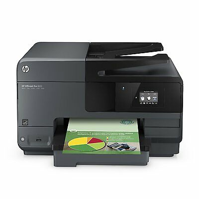 Official HP Officejet Pro 8610 All-in One Print Scan Fax Copy *VGWC* +Warranty!