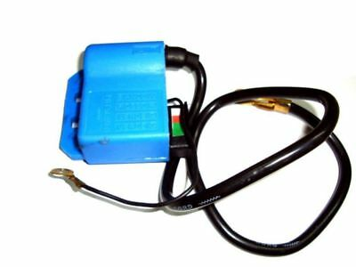 12 Volt Electronic Ht Ignition Coil With Cdi Unit For Early Vespa Pk 50 Models