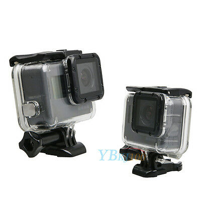 1x Waterproof Diving Housing Protective Case for GoPro 5 Sports Camera Accessory