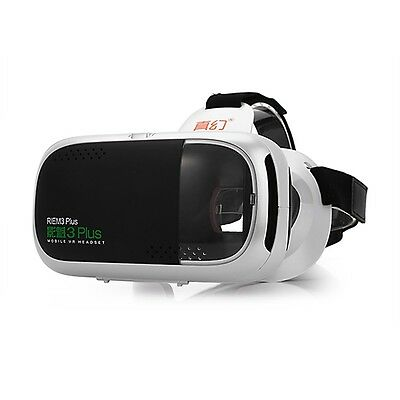 RITECH RIEM3 Plus VR Glasses Headset with Touch Button for 4.7-6 inch Smartphone
