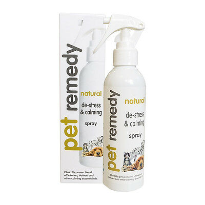 Pet Remedy 200ml Natural Calming Spray for Pets