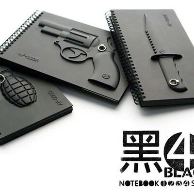 Weapons/Armed Notebooks