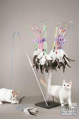 Vee-Toys, PURRfect Feather