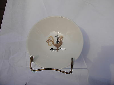 Knowles Weather Vane, Rooster, Sauce Dishes, 6 pcs.