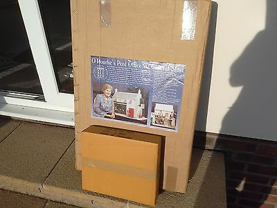 NEW! 12th scale Dolls House Emporium 0059K Post Office Kit - Wooden Windows