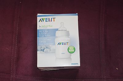 philips avent pack de 3 biberons 260ml