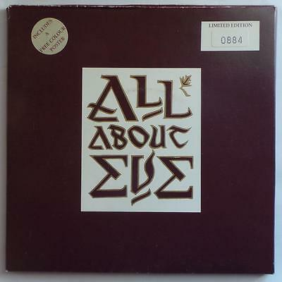 """All About Eve In The Clouds 7"""" Vinyl Single In Numbered Limited Edition Box Pack"""