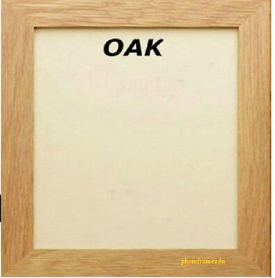 Oak Photo Frame Picture Frame Poster Size Frame Wooden Effect In Various Sizes