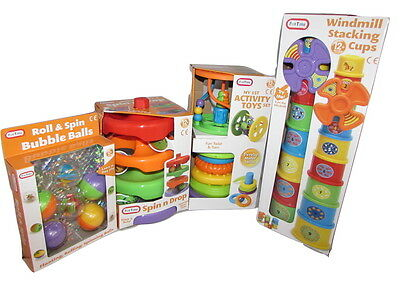 Baby Toddler Toy Activity Bundle - 12+ months