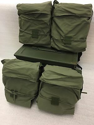 4 Lake City M249 SAW Packs in PA108 Ammo Can (BLK #1 1st)