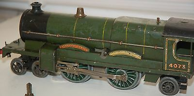 Hornby Series O Gauge Caerphilly Castle In Gwr Green Livery