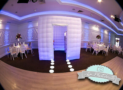 Inflatable Photo Booth For Sale - Full System - Air Photobooth Producer NEW!
