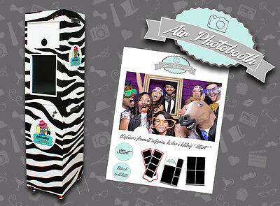 Photo Booth For Sale - Air Photobooth Producer NEW! Full System