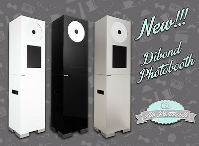DIBOND Photo Booth For Sale - Full System - Air Photobooth Producer NEW!
