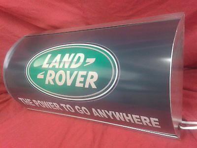 Land rover,series,4x4,defender,off road,mancave,lightup sign,garage,workshop,3