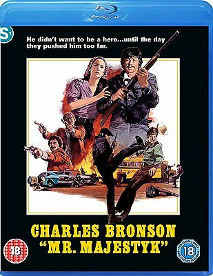 Mr. Majestyk - Special Edition: New Blu-Ray - Charles Bronson