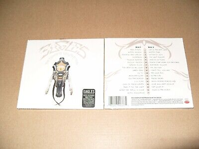 Eagles Complete Greatest Hits (2013) 2 cd New & Sealed