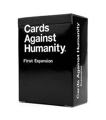 Cards Against Humanity Holiday Party Playing Cards Game : 1st First Expansion