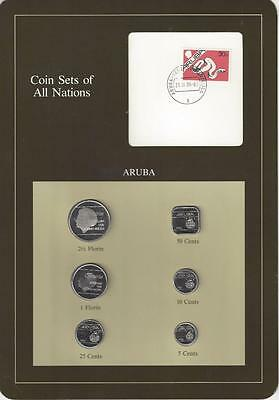 Coin Sets of All Nations - Aruba