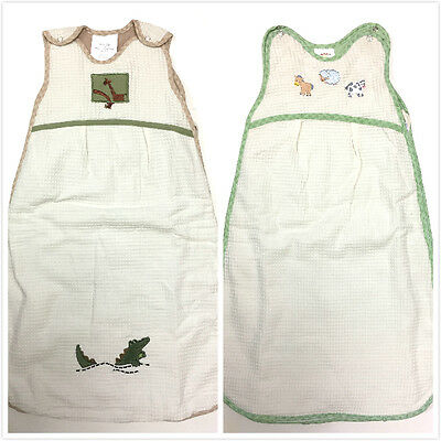 Sleep Sack Cotton Size Medium 6-12 Months
