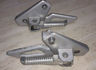 Peugeot Speedfight 3 2011 Foot Pegs And Hanger Sets Both Sides